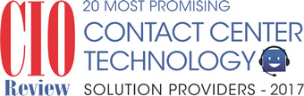 CIO Review's 20 Most Promising Contact Center Solution Providers