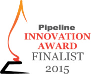 Pipeline innovation award finalist 2015