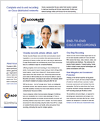 Cisco Call Recording White Paper